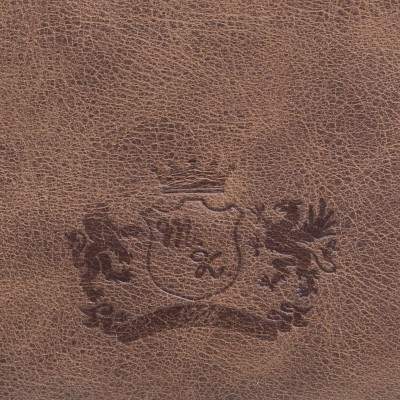 Crossbody kožená kapsička, Antik