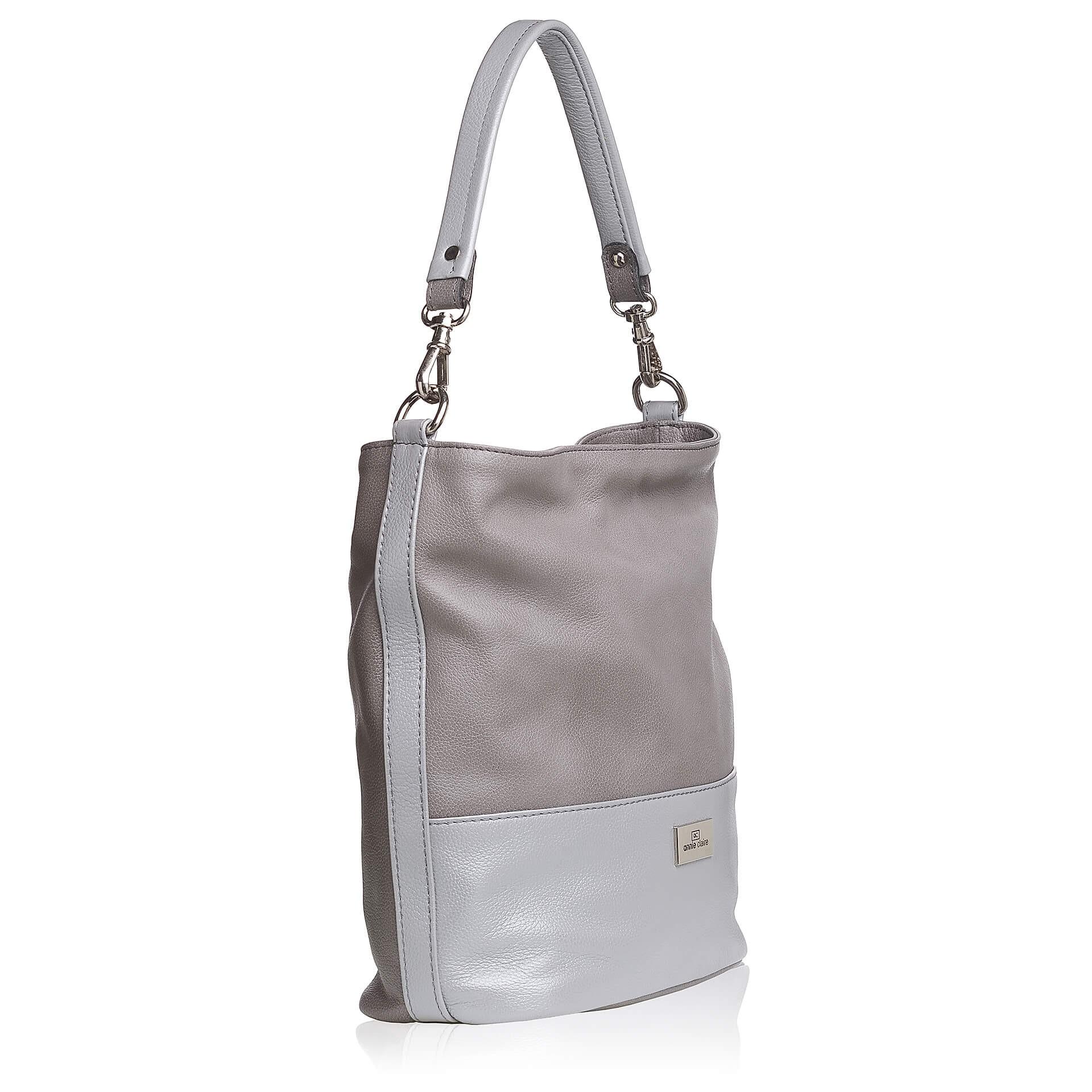 0bf1ce345d Kožená kabelka na rameno