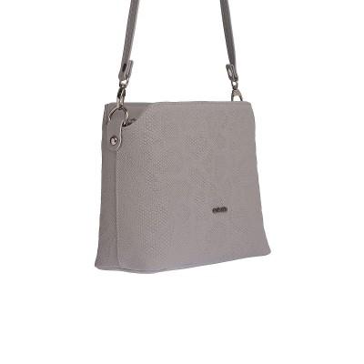 Dámska luxusná kabelka, čierne saffiano