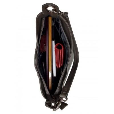Dámska kabelka, čierna magic fiasola