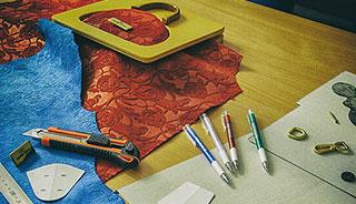 Luxusné tašky od návrhu po ušitie