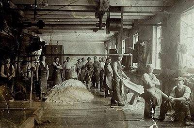 História kožiarstva v Lipt. Mikuláši